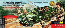 MONOGRAM U.S. ARMY PERSONNEL CARRIER HALF TRACK 1/35 SCALE M