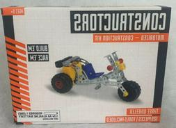 Constructors Motorized Sprint Car Kit 163pcs