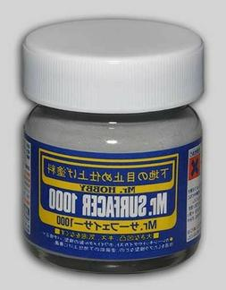 Gunze Sangyo MR HOBBY MR SURFACER 1000 LIQUID 40 ml #SF284