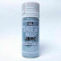 Mr Super Clear FLAT Matte Matt 170ml Spray Sealant B514:700