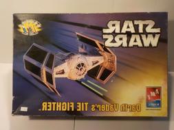 N AMT ERTL Star Wars DARTH VADER'S TIE FIGHTER Model Kit New