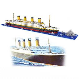 dOvOb Nanoblock Titanic Model Building Block Set, Intellecti