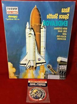 NASA Space Shuttle Endeavor Minicraft Model Kit 1:144 New 11