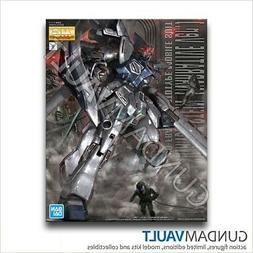 NEW 1/100 MG Sinanju Stein  Gundam Model Kit Bandai Master G