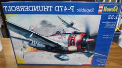 New Revell 1:32 Republic P-47 D Thunderbolt Plastic Aircraft