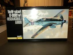 NEW Trimaster 1:48 Model Kit Airplane #MA-1 Focke-Wulf Fw 19