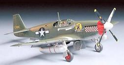 NEW Tamiya 1/48 P-51B Mustang 61042