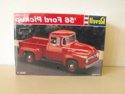 NEW REVELL  1956 FORD F-100 PICKUP 1/25  MODEL KIT