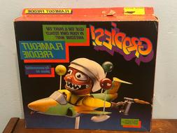 NEW 1983 Testors Grodies Model Kit -Flameout  Freddie- Based