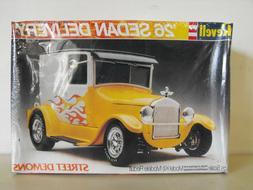 NEW REVELL 26 Sedan Delivery Street Demons 1/25  Model Kit