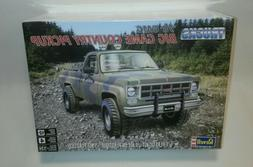 ☆ NEW Revell '78 GMC Big Game Country Pickup 1:24 model ca