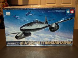 NEW Tamiya CLEAR Messerschmitt Me 262 A-1a 1:48 Airplane Mod