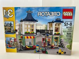 New Lego Creator 3 In 1 Toy And Grocery Shop 31036 Factory S