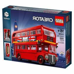 NEW LEGO Creator Expert London Bus 2017  Sealed Unopened