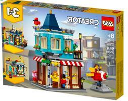 NEW LEGO Creator Townhouse Toy Store  Sealed Unopened