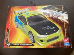 NEW! AMT Ertl The Fast and Furious 1995 MITSUBISHI ECLIPSE M