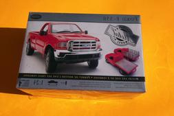 New In Opened Box Testors Metal Ford F-350 Pickup Truck Mode