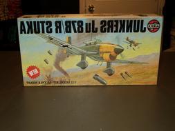 NEW Airfix Junkers Ju87 B/R Stuka 1:72 Model Kit Airplane Pl