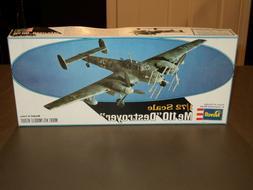 NEW Revell Messerschmitt Me 110 Destroyer 1:72 Airplane Plan