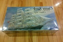 NEW SEALED REVELL Cutty Sark Clipper Ship Model Kit - 1/96 S