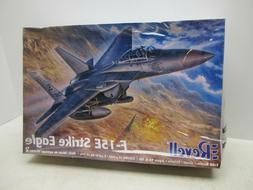 NEW SEALED MODEL KIT - REVELL F-15E STRIKE EAGLE 1/48 SCALE