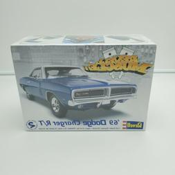 New Sealed Revell Muscle 1:25 Scale 1969 '69 Dodge Charger R