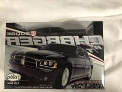 New Testors Ultra Detail 1:24 Metal Body Black Dodge Charger