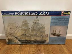 NEW - Revell USS Constitution Model Kit 1:96 Scale Sailing S