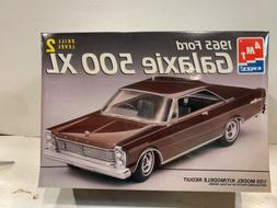 New VINTAGE AMT 1965 FORD GALAXIE 500 XL Model KIT 6467 FACT