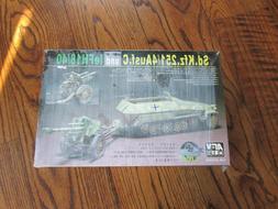 NIB  1/35 AFV CLUB MODEL KIT #35S28 Sd.Kfz.251/4 Ausf.C + Ie