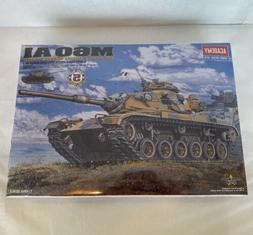NIB Academy Hobby Model Kits M60 A1 Army Battle Tank, No.5