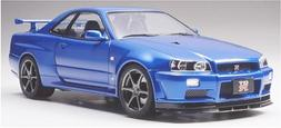 Nissan Skyline GT-R V-Spec II Model Car 1/24 Tamiya