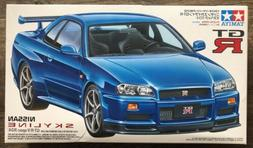 TAMIYA Nissan Skyline GT-R V•SPEC 1/24 Sports Car Series #