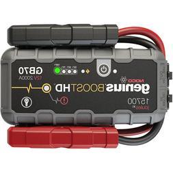NOCO GB70 Genius Boost HD 12V 2,000A UltraSafe Lithium Jump