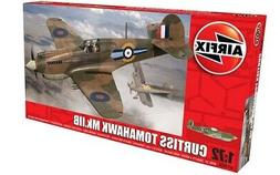 Airfix North American P-51 D Mustang Plastic Airplane Model