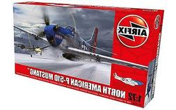Airfix North American P-51D Mustang 1:72 Scale Plastic Model