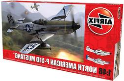 Airfix North American P51-D Mustang 1:48 Scale Plastic Model