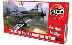 Airfix North American P51-D Mustang Plastic Model Kit 147 pi