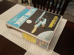 ♤ NOS 1968 AMT STAR TREK U.S.S ENTERPRISE STARSHIP MODEL K