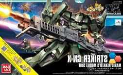 Pre order BANDAI HGBF Gundam Build fighters Bat rog striker