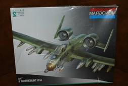 Original Sealed A-10 Thunderbolt II Plane Monogram Model 1:4