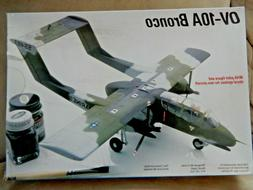 TESTORS OV-10A BRONCO 1/48 SCALE MODEL