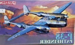 Dragon > P-38 Pathfinder Plane Model Kit, 1:72 Scale