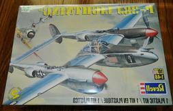Revell P-38J Lightning WW II, 1/48 Plastic Fighter Airplane