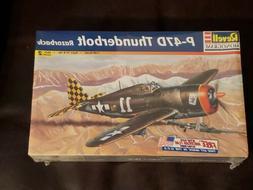 REVELL  P-47D THUNDERBOLT RAZORBACK MODEL KIT 85-5242