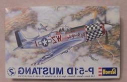 Revell P-51 D Mustang Plastic Model ,Kit 1:48 Scale  2009