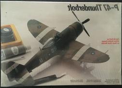 Testors P47 Model Kit 1/48