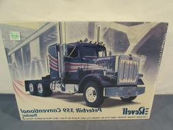 Revell Peterbilt 359 Conventional Tractor 1/25 Scale Model K