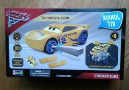 Pixar Cars Revell Model Junior Assembly Kit Cruz Ramirez New
