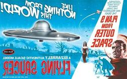 Polar Lights Plan 9 From Outer Space Flying Saucer 1/48 Mode